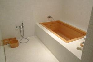 浴室のオーダーメイドが可能