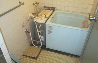 公団住宅のお風呂に特化したリフォーム
