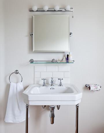デザイン性重視の洗面台リフォーム