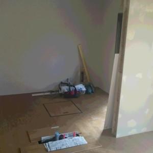 野芥空室戸建てキッチンリフォームスタート