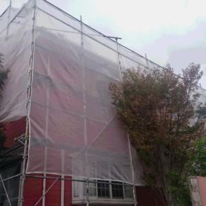 福津市戸建て外壁 屋根塗装