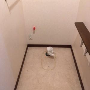 福岡市中央区平尾マンション水回りリフォーム開始
