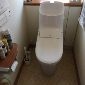 春日市戸建トイレ キッチン水栓リフォーム