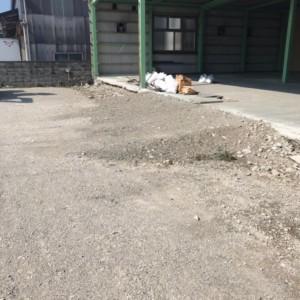 粕屋倉庫改修工事