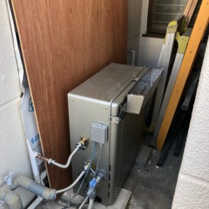 乙金東戸建在来浴室からユニットバスへリフォーム